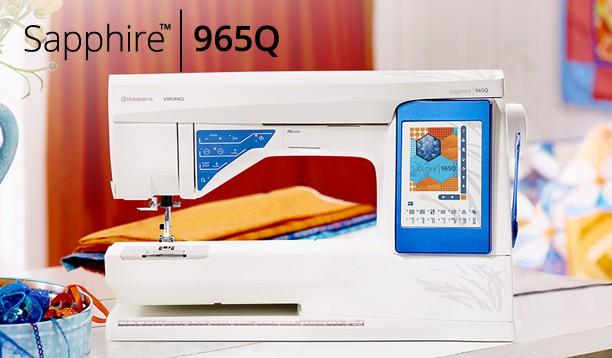 Husqvarna Viking SAPPHIRE 965Q-1