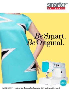 SMARTER BY PFAFF 260c Brochure