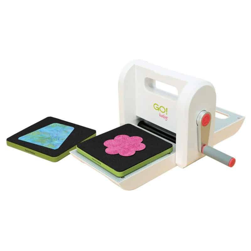 Accuquilt Go! Baby Fabric Cutter