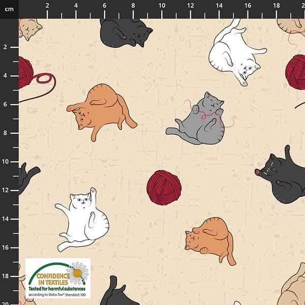 Cat & Knit AVALANA Jersey